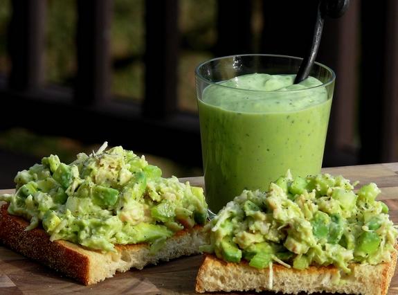 Healthy Avocado Chicken Salad Chicken Salad With Avocado