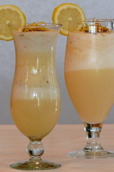 Buttermilk Citrus Shakes