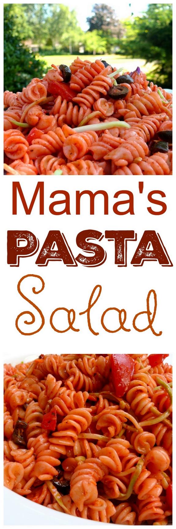 Mama's Pasta Salad
