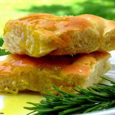 Easy, Homemade Focaccia Bread