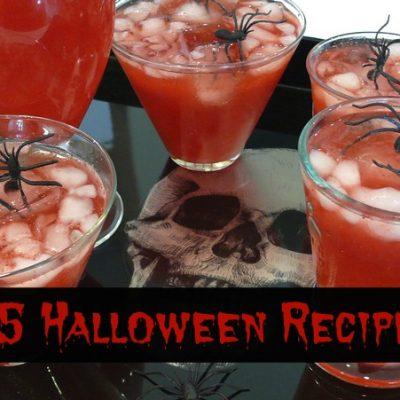 75 Fun Halloween Recipes