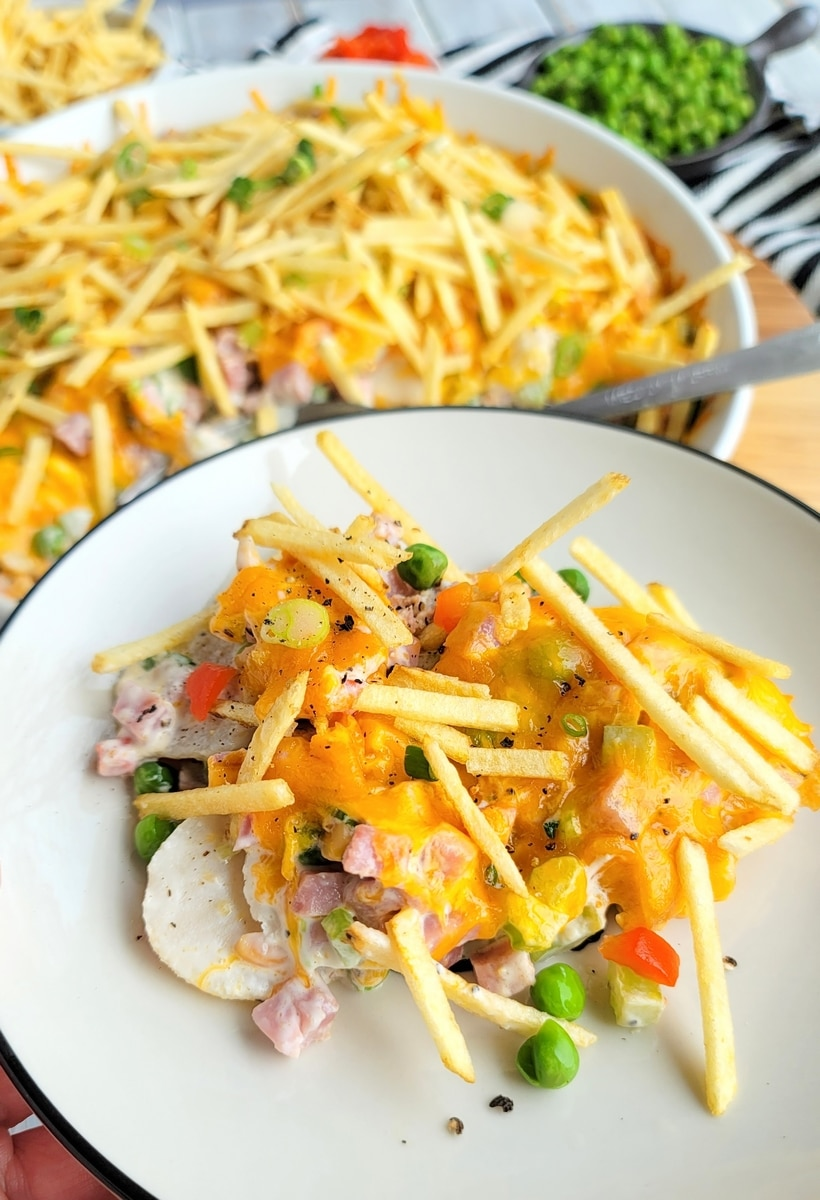 healthy ham salad recipe