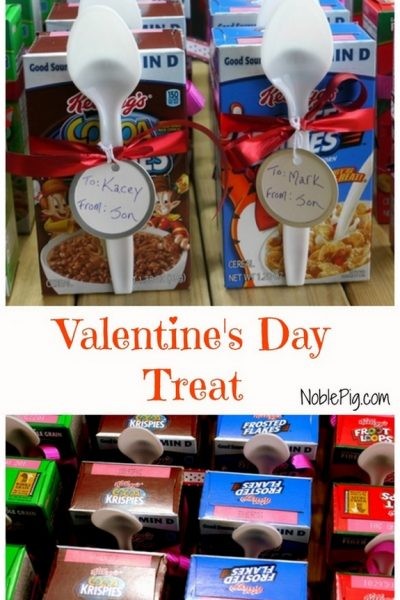 Children's Valentine's Day Treat