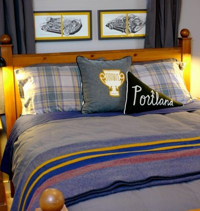 Decorating a Thirteen Year Old Boy's Bedroom