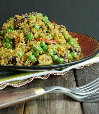 Spanish Style Quinoa