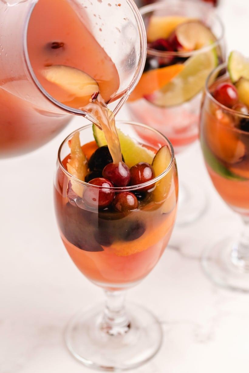 cherry white wine