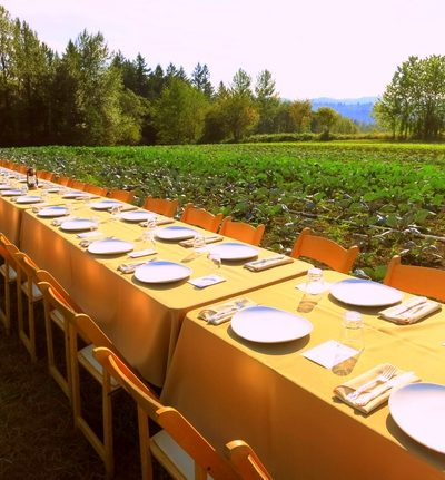 Oregon Travel: My Farm to Fork Dinner Experience, Oregon