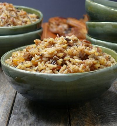 Cinnamon Spiced Rice