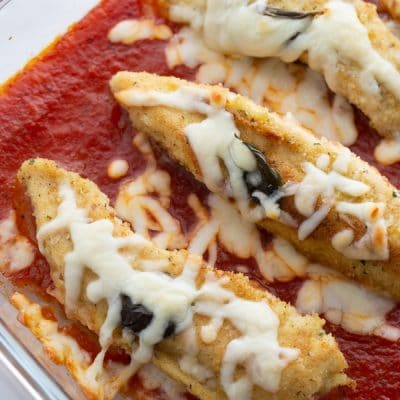 chicken parmesan tenderloin