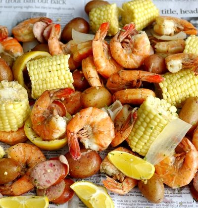 Low Country Shrimp Boil + VIDEO