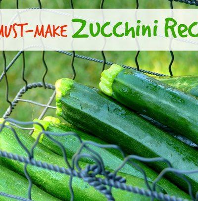 25 Must-Make Zucchini Recipes