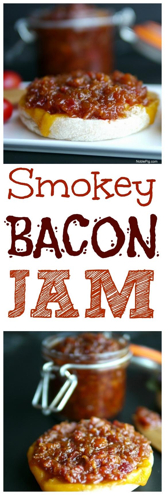 Smokey Bacon Jam