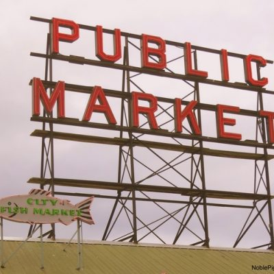 Washington Travel: Visiting Pike Place Market