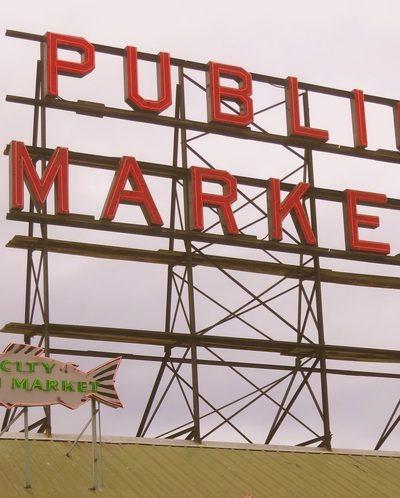 Washington Travel: Visiting Pike Place Market