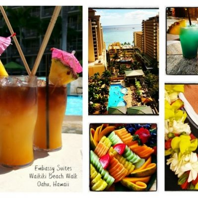 Hawaii Travel: Vacationing at Embassy Suites Waikiki Beach Walk, Oahu, Hawaii