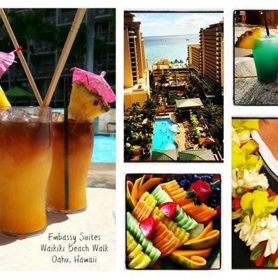 Hawaii Travel: Vacationing at Embassy Suites Waikiki Beach Walk, Oahu, Hawaii