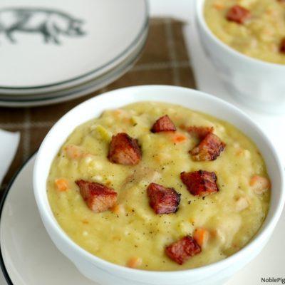 Pork and Pepperoncini Soup