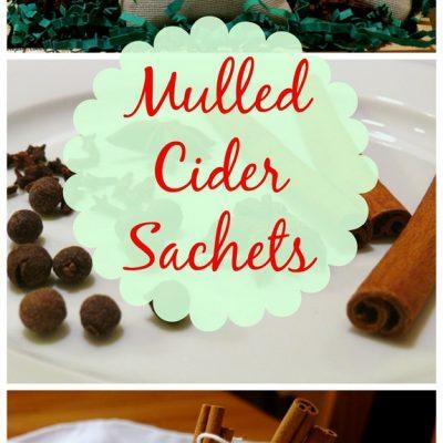 Mulled-Cider Sachets