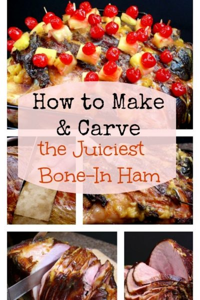 How to Make and Carve the Juiciest Bone-In, Whole Holiday Ham