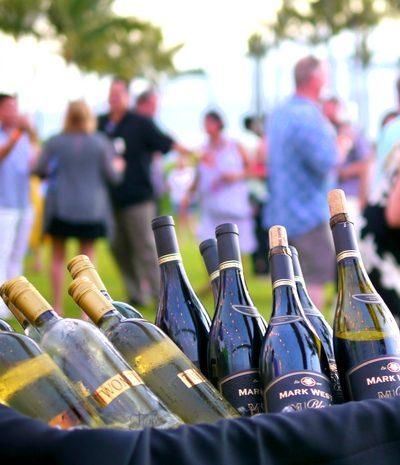 Hawaii Travel: Kapalua Food and Wine Festival, Maui, Hawaii