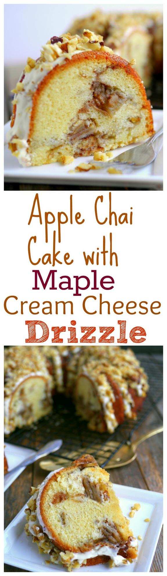 Noble Apple Cake