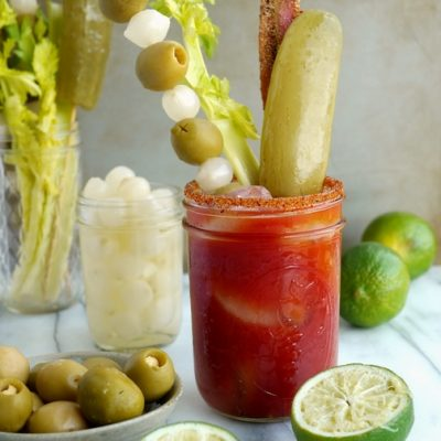 ill Pickle Bacon Bloody Mary