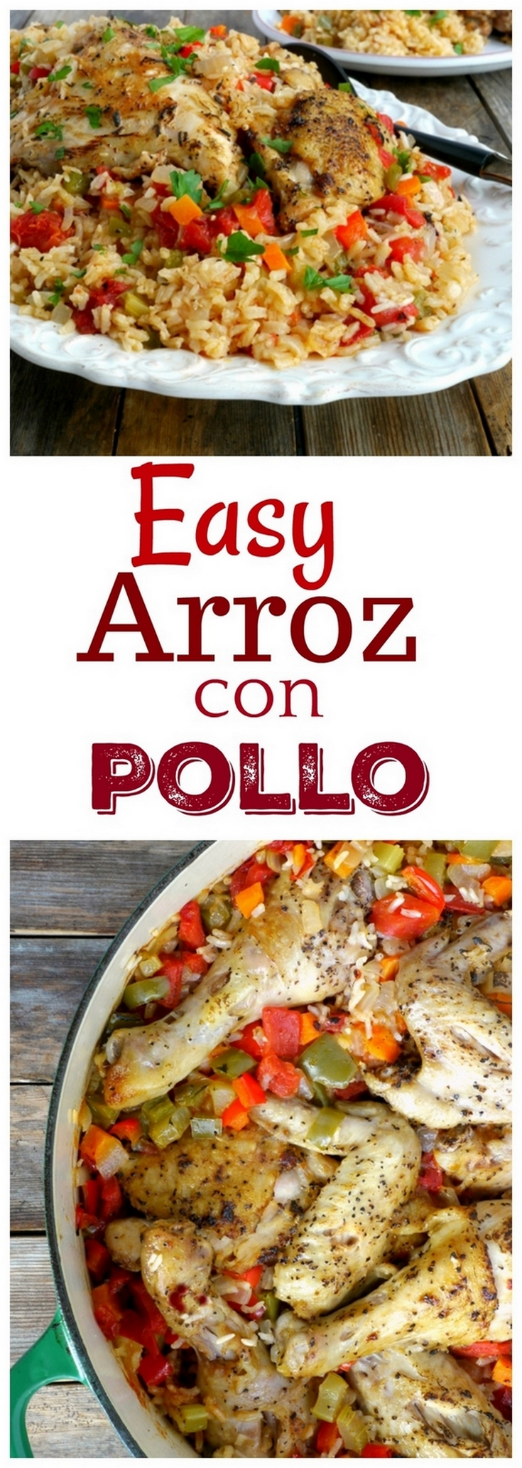 If you are craving a simple comfort food dish, look no further, this Easy Arroz con Pollo is sure to please. And it makes enough for lots of leftovers during the week from NoblePig.com. via @cmpollak1