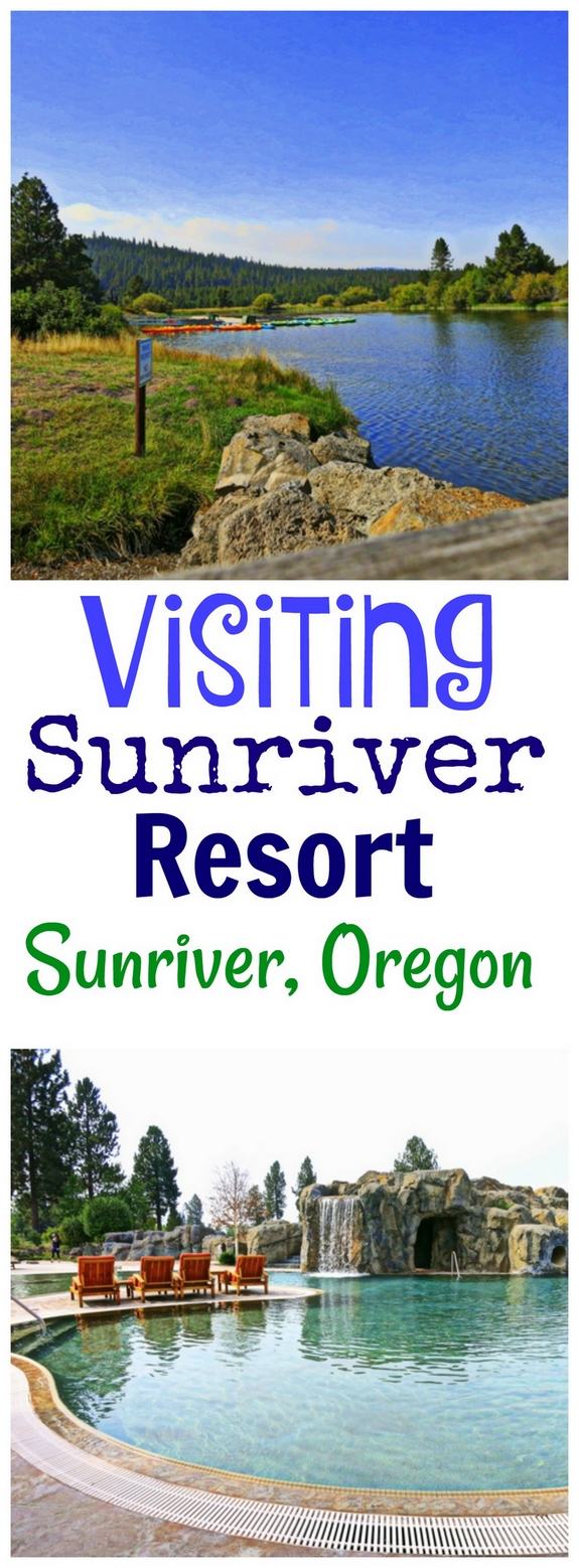 Visiting Sunriver Resort in Sunriver, Oregon, the perfect family getaway from NoblePig.com