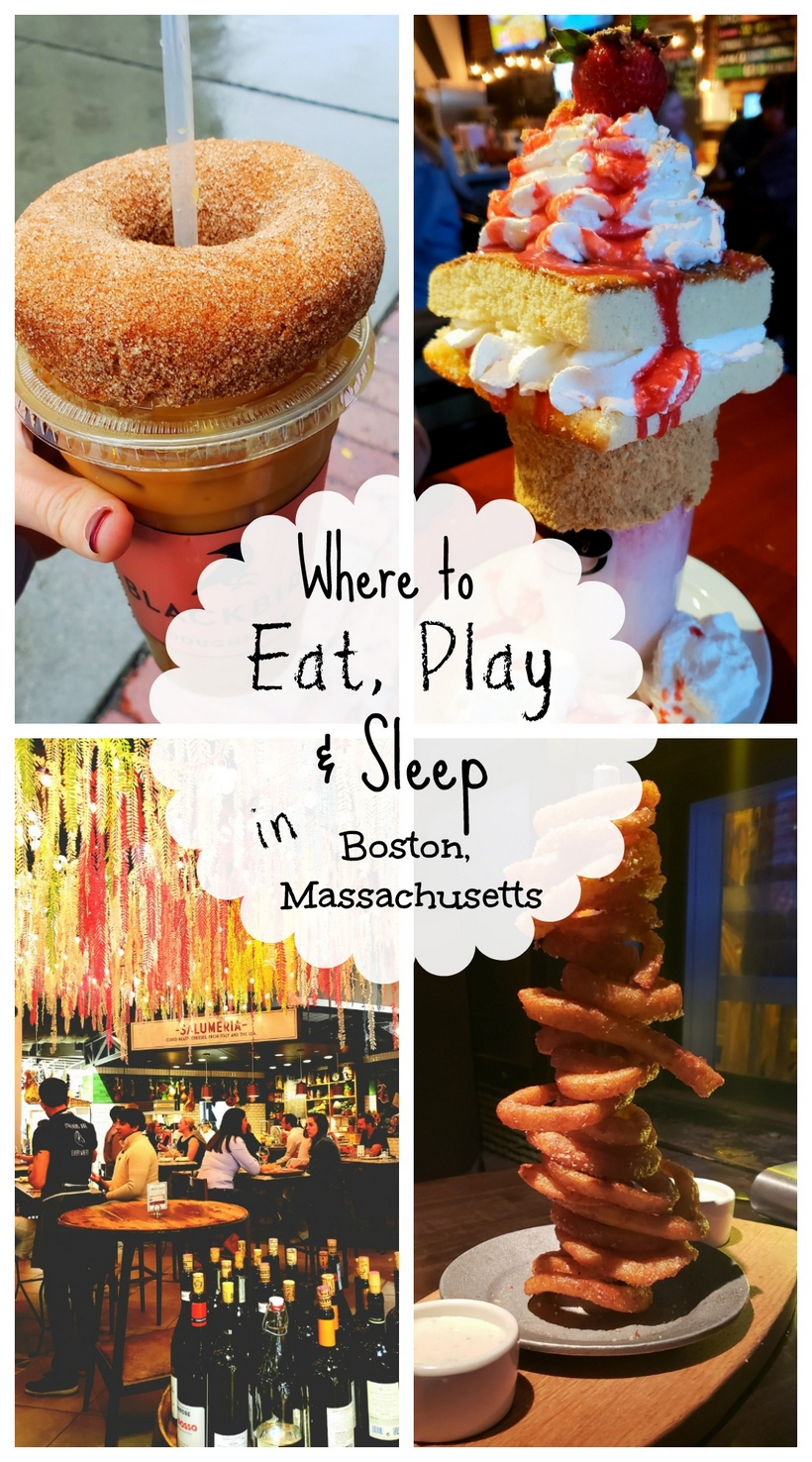 Where to Eat, Sleep and Play in Boston, Massachusetts...the possibilities are endless. #boston #visitboston via @cmpollak1