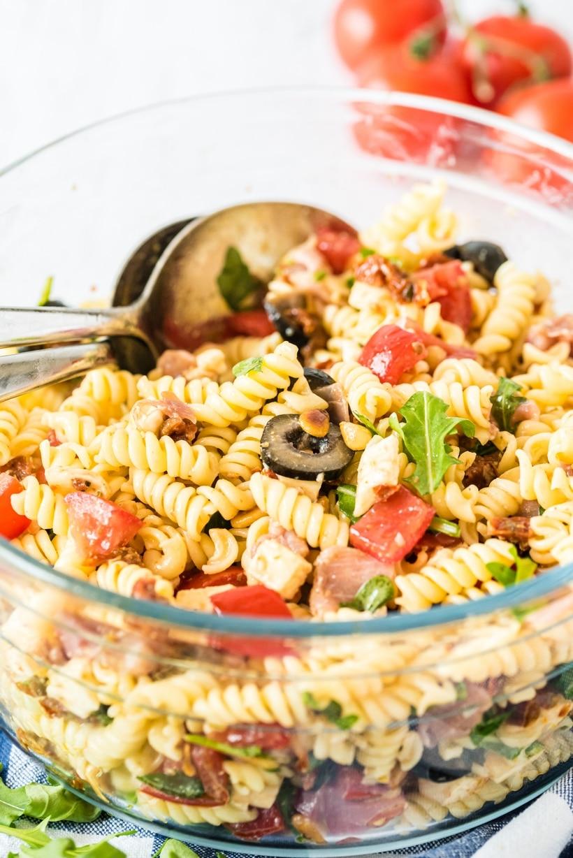 best Italian pasta salad recipe