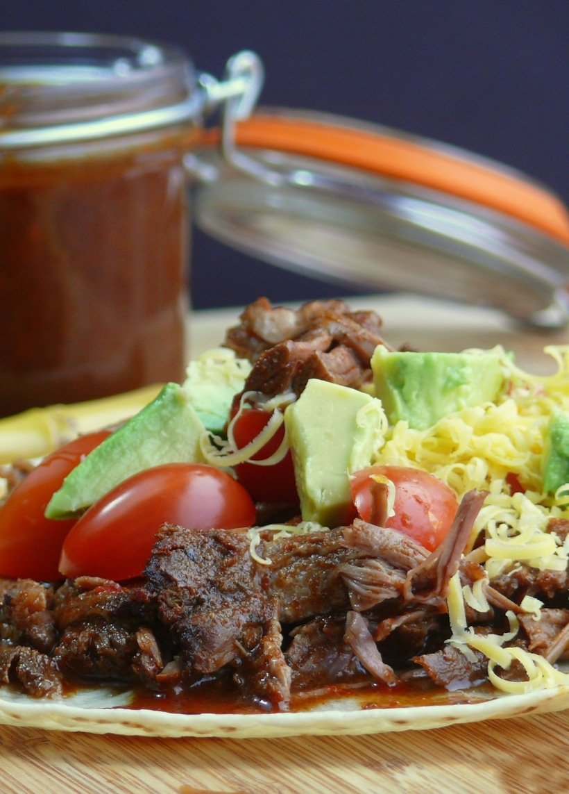 chile colorado