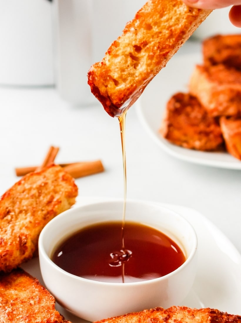 french toast sticks air fryer