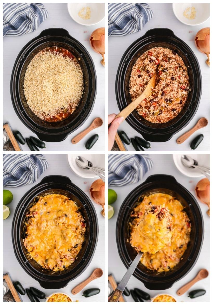 burrito slow cooker recipe