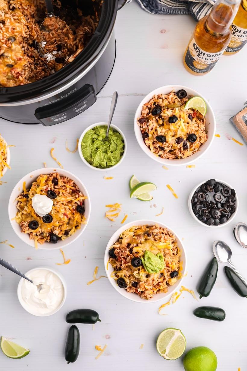 how to make a burrito bowl
