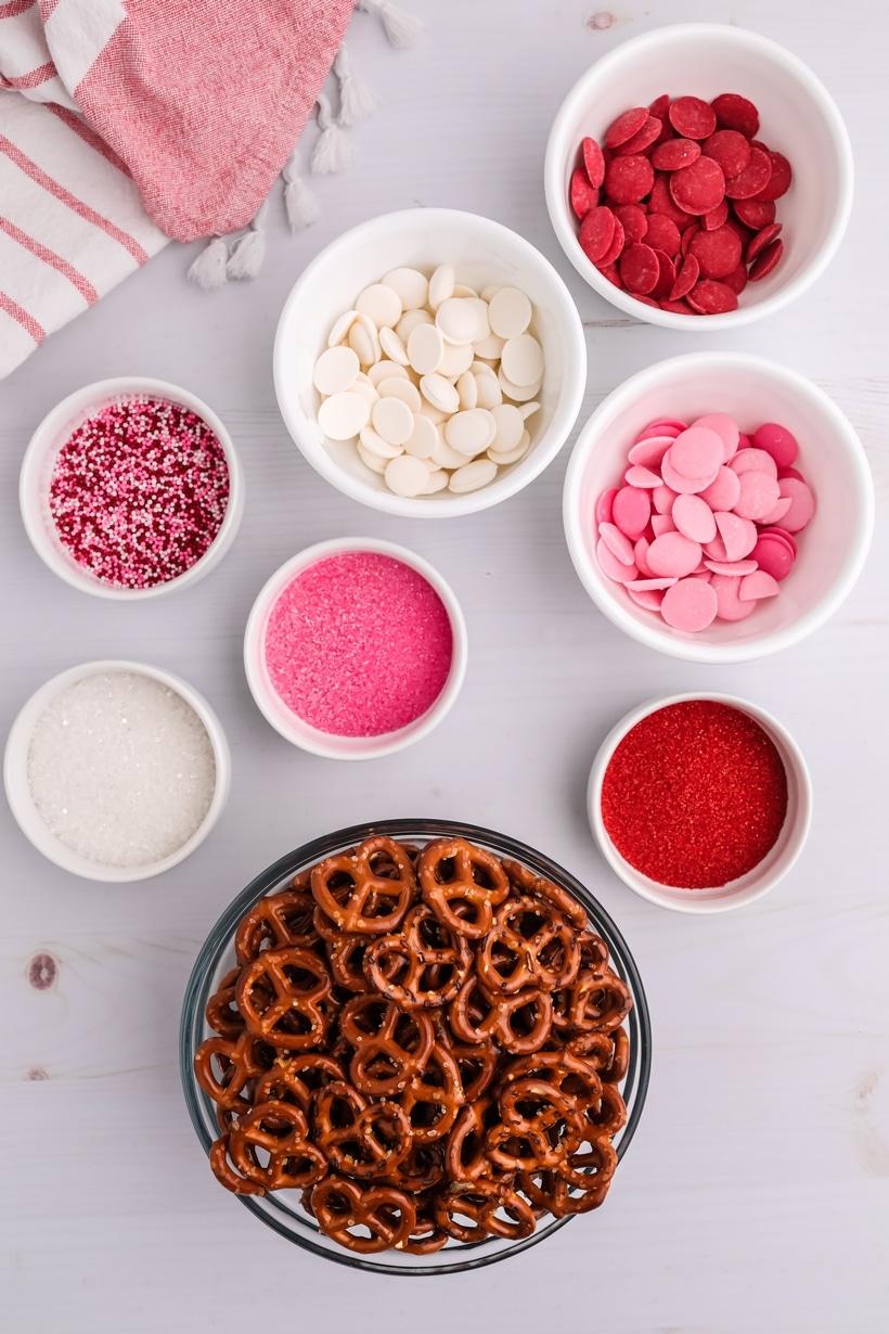 pretzel treat ingredients