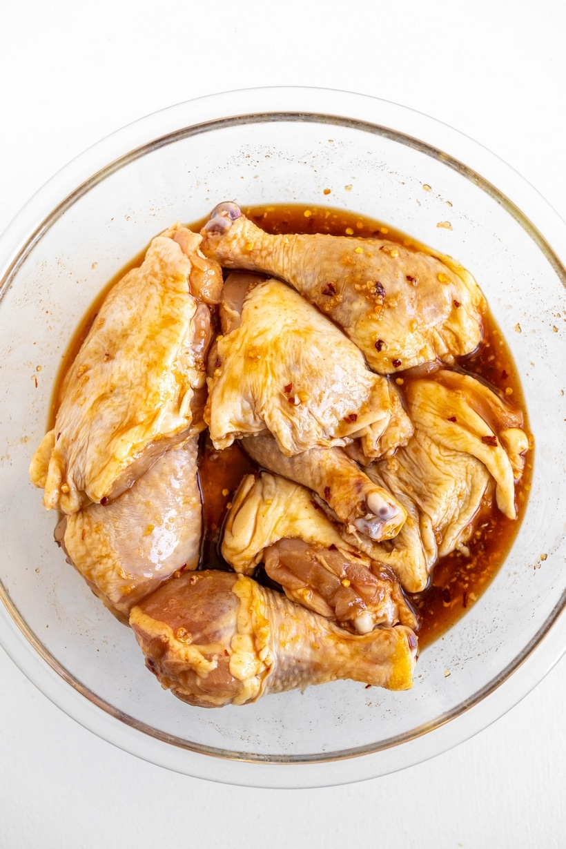 sriracha garlic sauce for chicken