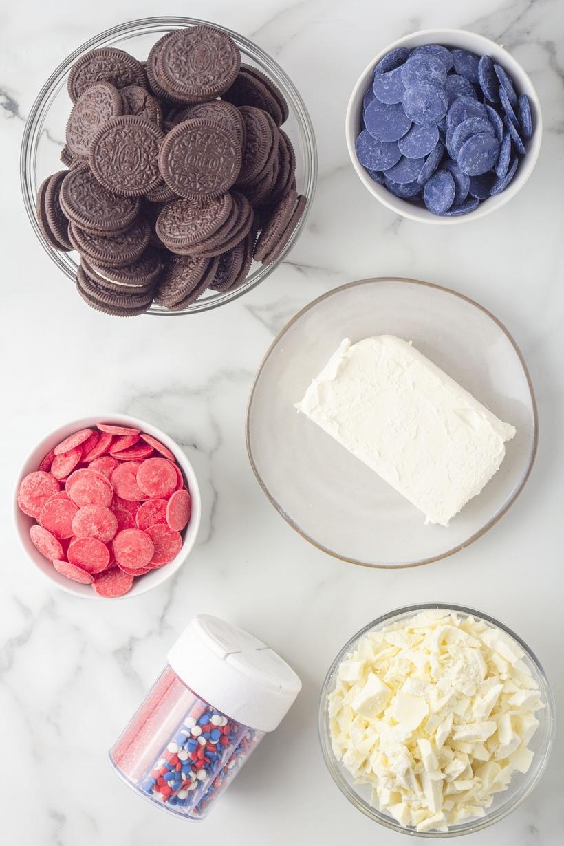 ingredients oreo balls