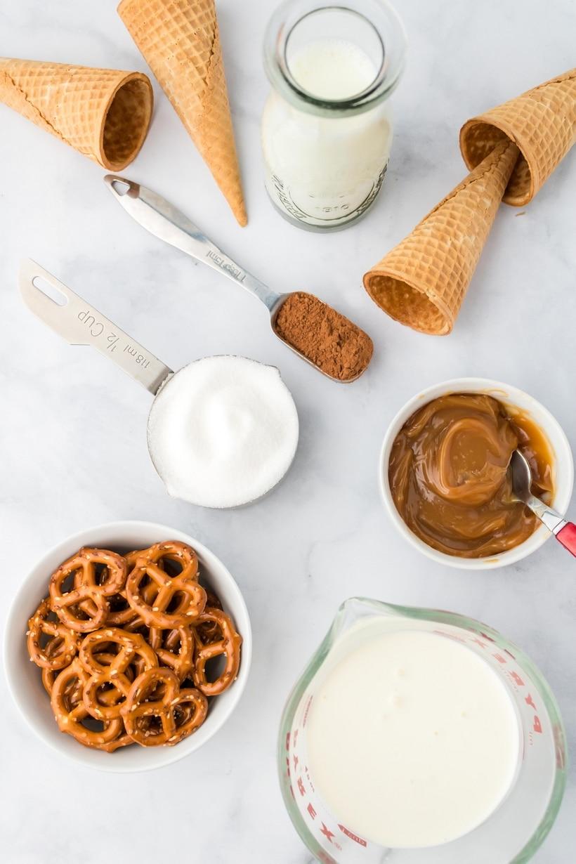 ingredients no churn ice cream