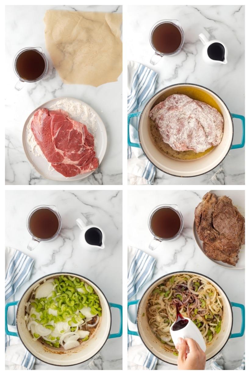 how to make pot roast