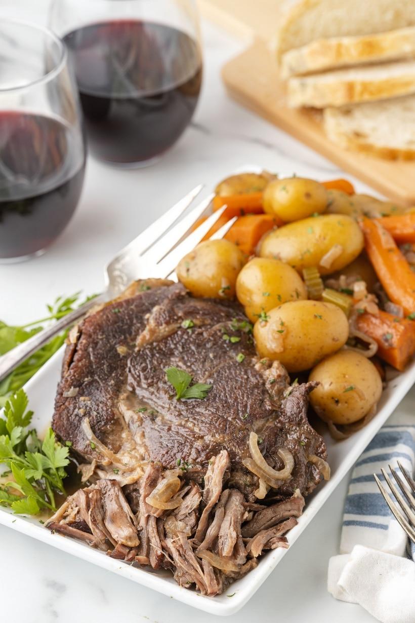 pot roast meal