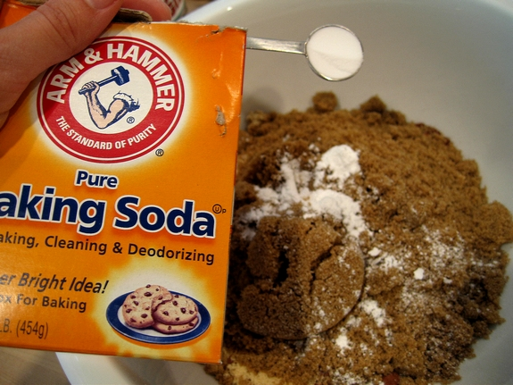 1 teaspoon of baking powder…