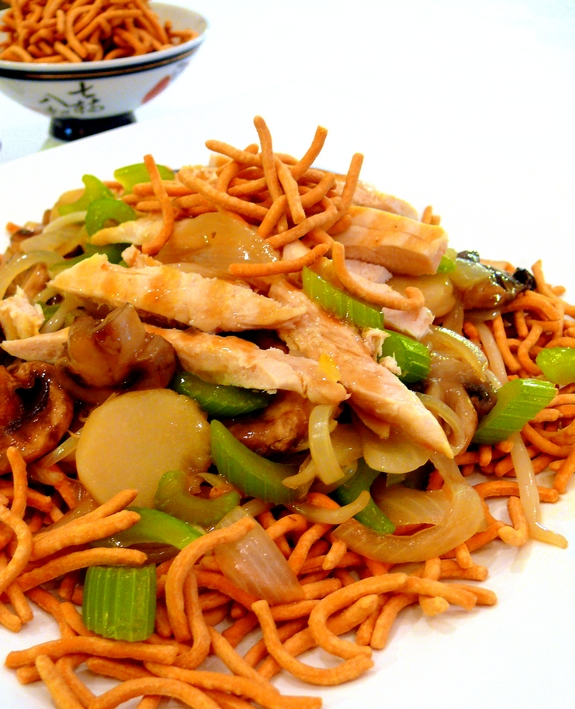Why Jewish People Like Chinese Food…Chinese-American Chow Mein