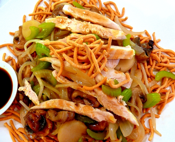 Why Jewish People Like Chinese Foodchinese American Chow Mein