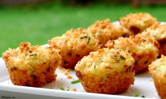 Mini Crab Cakes Video
